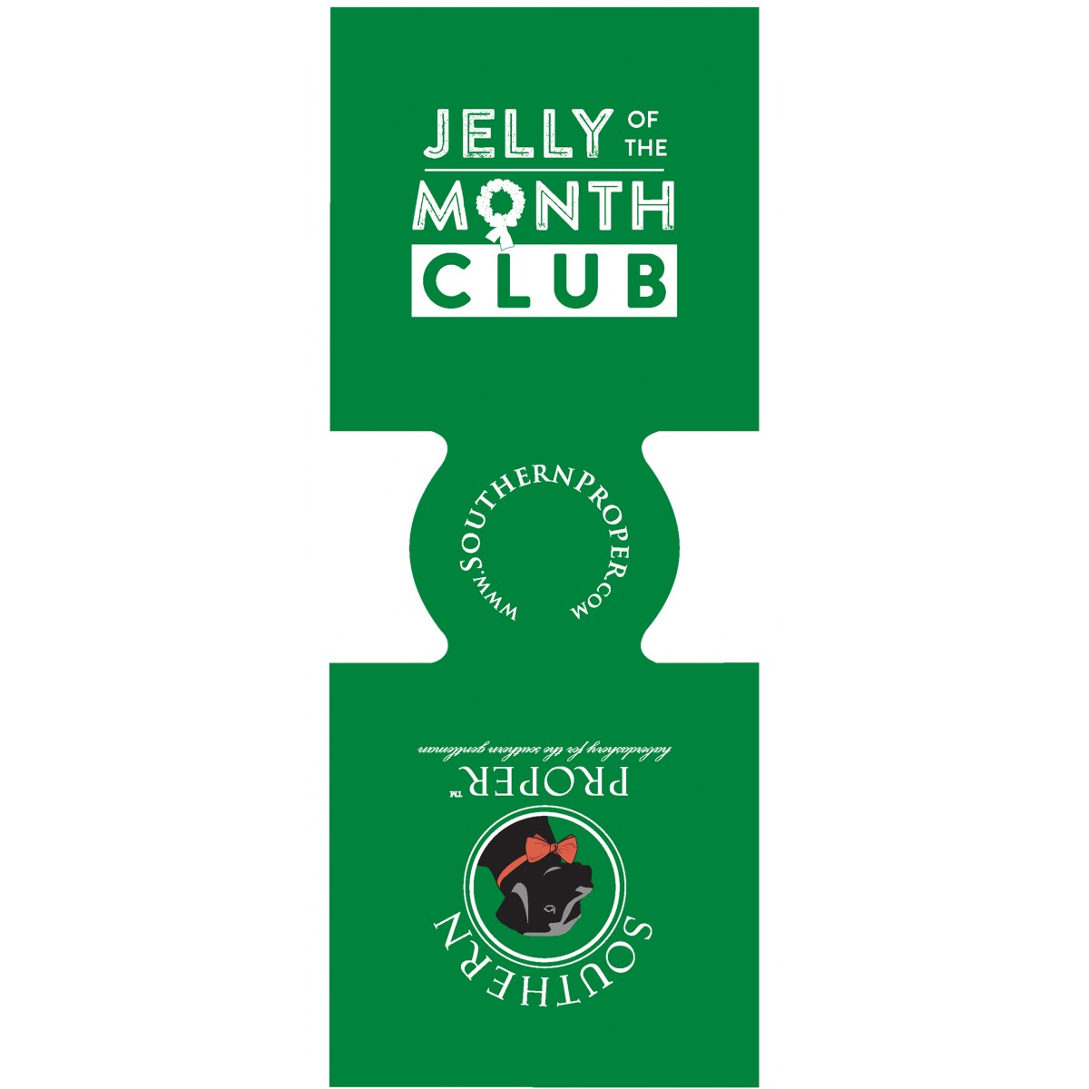 Jelly Of The Month Club Coozie